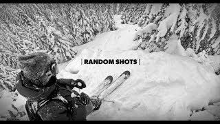 Random Shots - Candide Thovex and Aziz Benkrich