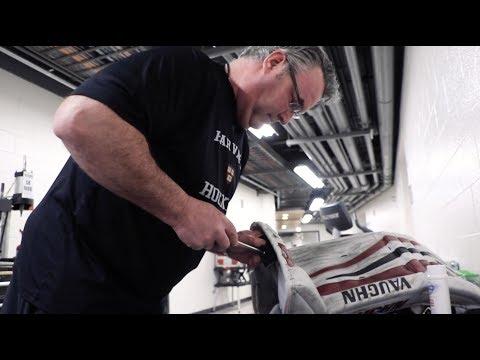 Inside Harvard Hockey: Episode 8 - Inside the Equipment Room with John O'Donnell