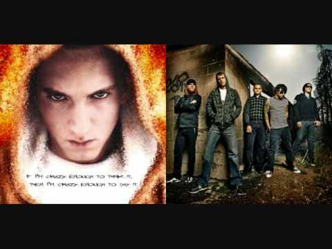 Lost in the Crimson Eminem feat Atreyu