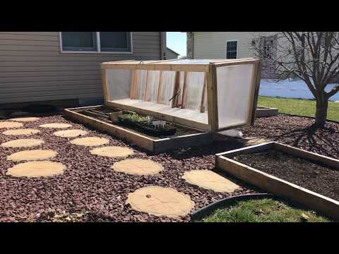 Grow Food All Winter With This Double-Layered Cold Frame.