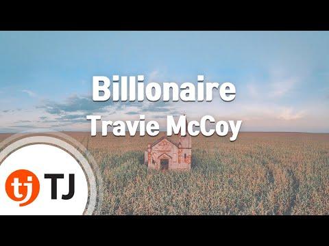 [TJ노래방] Billionaire - Travie McCoy / TJ Karaoke
