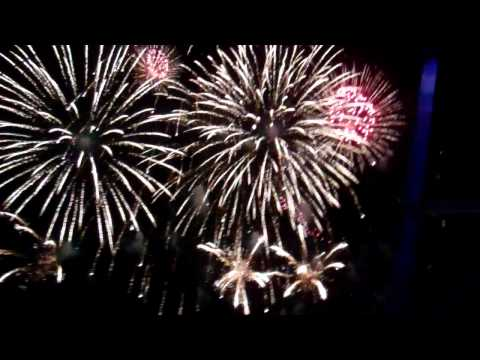 Dash Berlin EDC 2012 With Fireworks