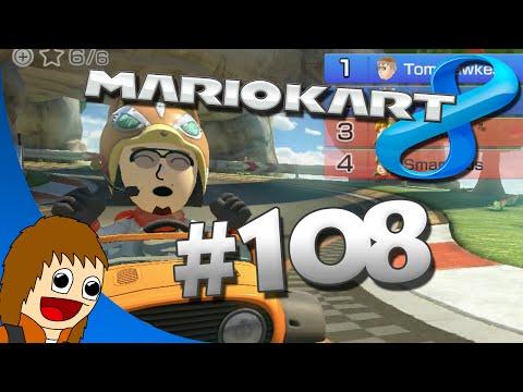 Tom Fox - Mario Kart 8: Part 108 (w/ The Derp Crew)
