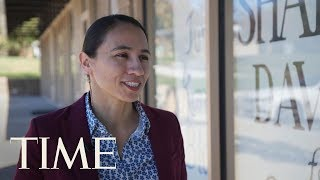 Why Sharice Davids Could Win As A First-Time Democratic Female Candidate In Kansas | TIME