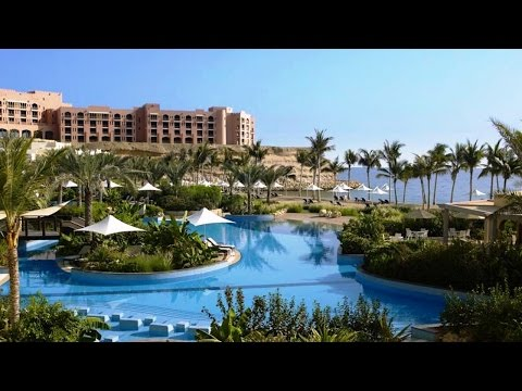 Top10 Recommended Hotels in Muscat, Oman