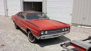My New 1969 Ford Galaxie 500