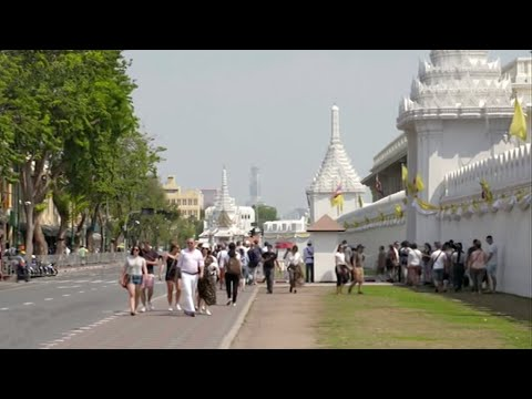 Thailand's tourism sector suffers from China's coronavirus outbreak