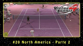 Virtua Tennis 4 (PC) World Tour #20 North America - Parte 2