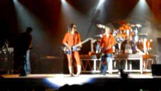 Jackyl - Push Comes To Shove Rocklahoma 2009