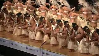 Tongareva Ura Pau - Te Maeva Nui 2015