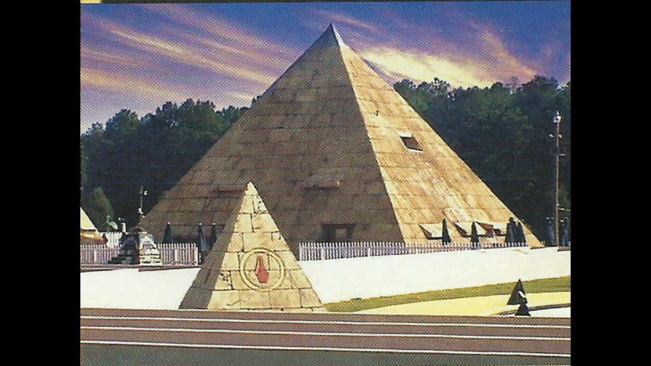 SCIENCE OF THE PYRAMID by Dr Malachi Z York Ancients