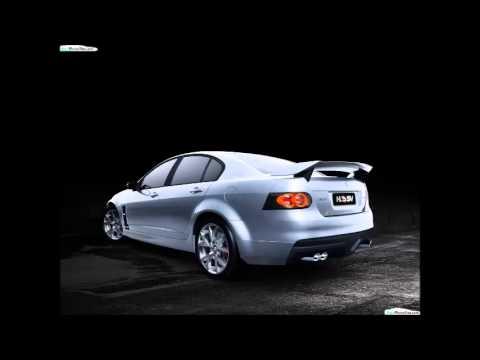 2007 Hsv E Series Gts Youtube