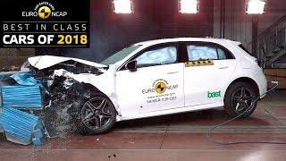 Euro NCAP Safest Cars of 2018