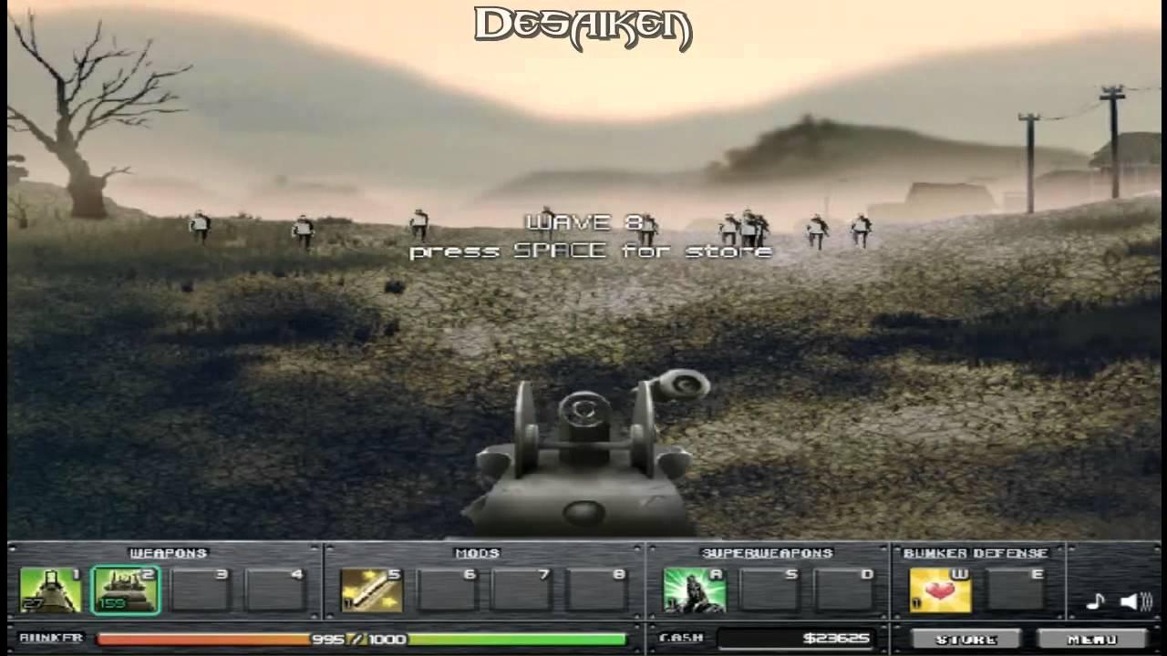 Last Line Of Defense >> Last Line Of Defense Free Online Flash Game Youtube
