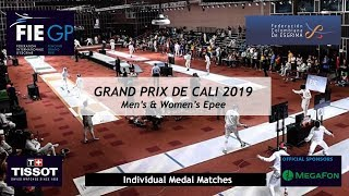 Epee Grand Prix Cali 2019 - Finals