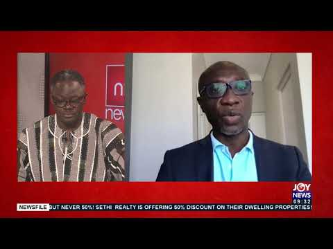 Will military Mamady listen to ECOWAS when democratic Conde did not? - Newsfile (18-9-21)
