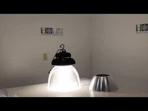 Saturn 1 LED UFO High Bay Lighting Fixture