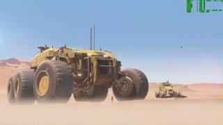 Homeworld Deserts of Kharak PC Gameplay 1080p 60fps
