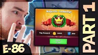 Z2H Majestic Challenge Part 1! - Smashing Four - Z2H - E86
