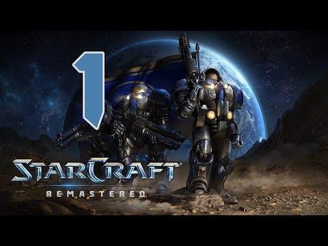 StarCraft прохождение