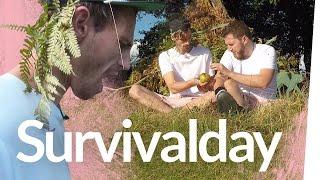 Survival im Kliemannsland - Fynn und Hauke hungern | Kliemannsland
