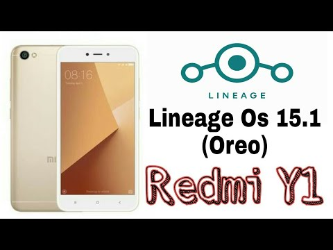 Redmi Y1 | Lineage Os 15 1 (Oreo) | Preview