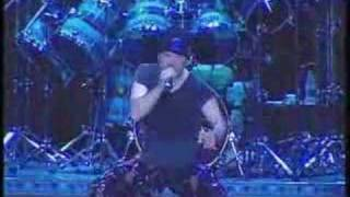 Iron Maiden - Wasted years (live 2008)
