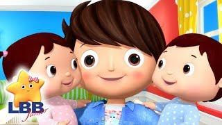 My Baby Sibling   BRAND NEW   Little Baby Bum Junior   Kids Songs   LBB   Songs For Kids