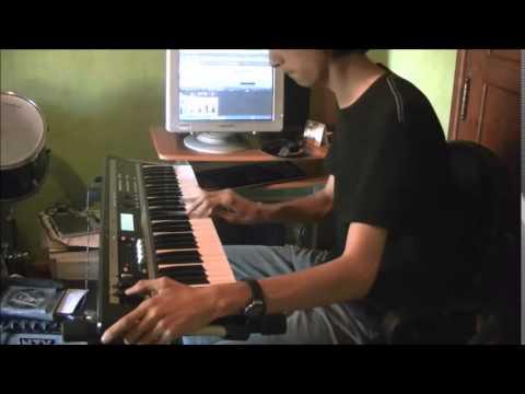 Sayonara LoveDirty Loops synth solo
