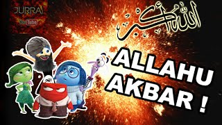 Inside out Parody, Allahu akbar - Jurra!