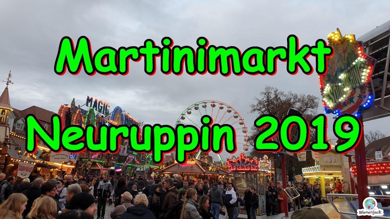 Martinimarkt Neuruppin 2021