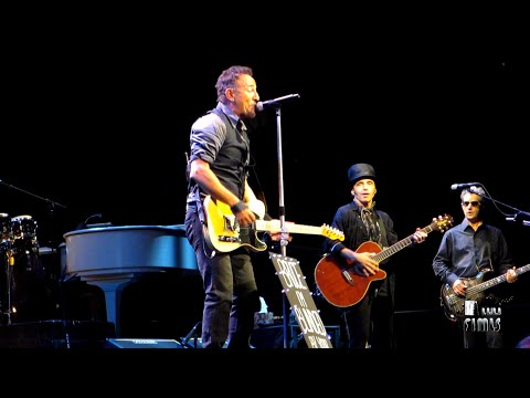 Bruce Springsteen  Hungry Heart Into Blinded  The Light, Columbus