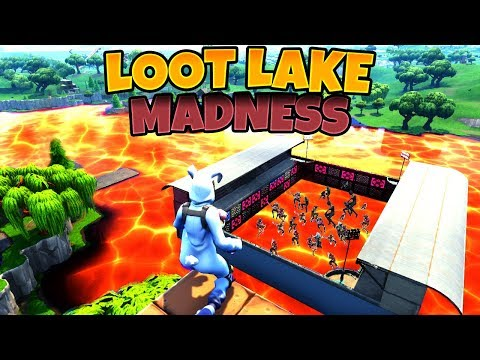 loot lake madness new fortnite funny fails wtf moments 2018 thumbnail - fortnite deagle thumbnail