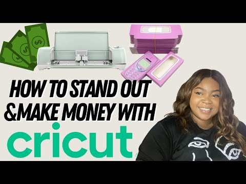 How to Start a Cricut Business – Creating Custom Packaging, Home Decor and More