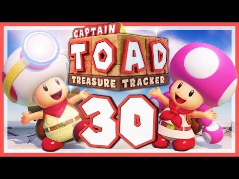 CAPTAIN TOAD: TREASURE TRACKER #30: Gründlichkeit währt am längsten! [1080p] ★ Let's Play