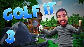 Shake Off The Rust Or Bust! (Golf It #3)