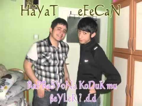 Efecan Biz Dalarda Gerillayz Beat By Macrobeatz 2012 Diss To Rapresyon Aksaray