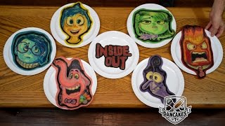 Pixar Pancakes