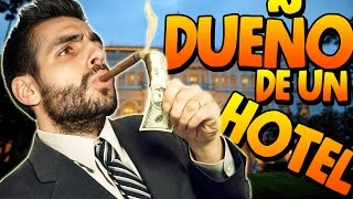 DUEÑO DE UN HOTEL | Hotel Giant 2 - gameplay español [KraoESP]