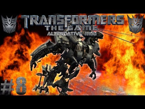 ALL OUT WAR | Transformers: The Game Alternative Mod #8
