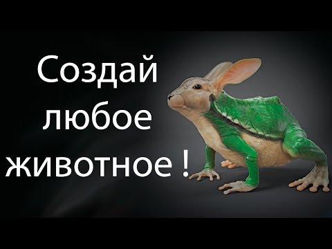 Создай любое животное ! ( Impossible Creatures )