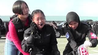 Hari Polis Gimik Full Dress Video