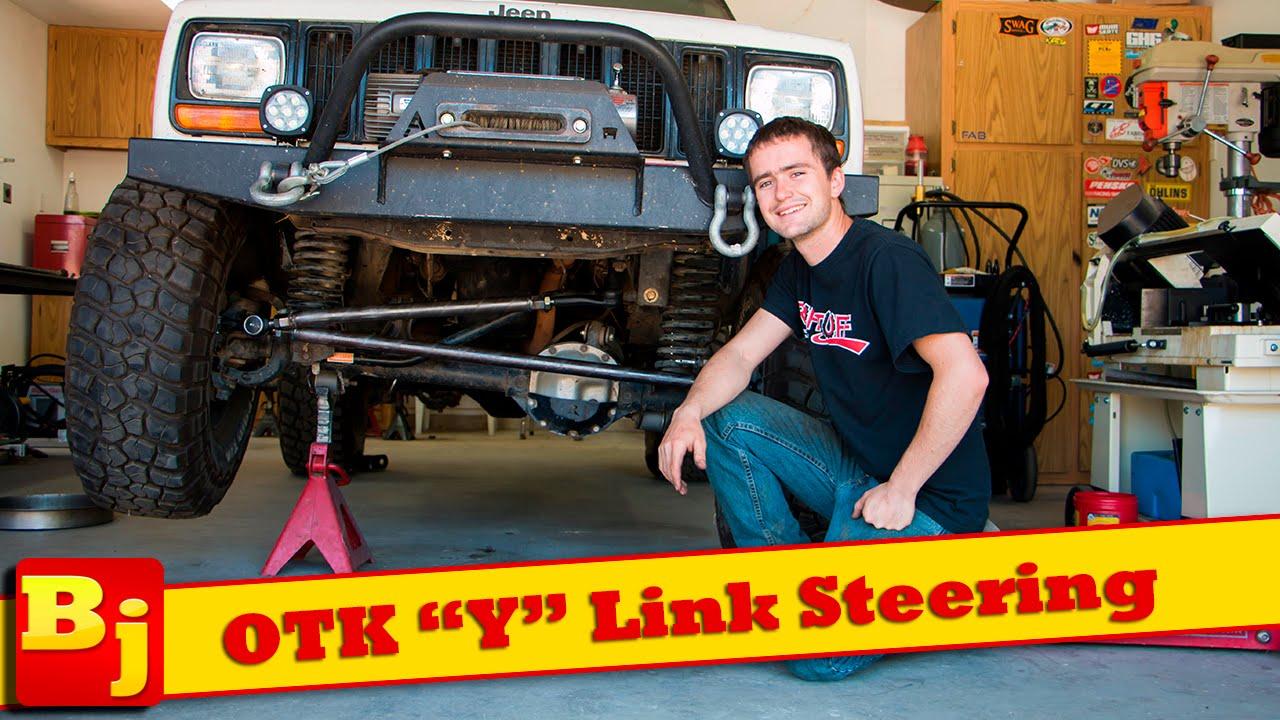 Quot Y Quot Link Steering Upgrade Ruffstuff Specialties Youtube
