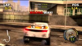 Flatout - RomUlation Plays Wii