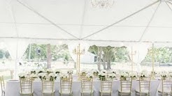 Tent wedding - Avalon Event Rentals Houston