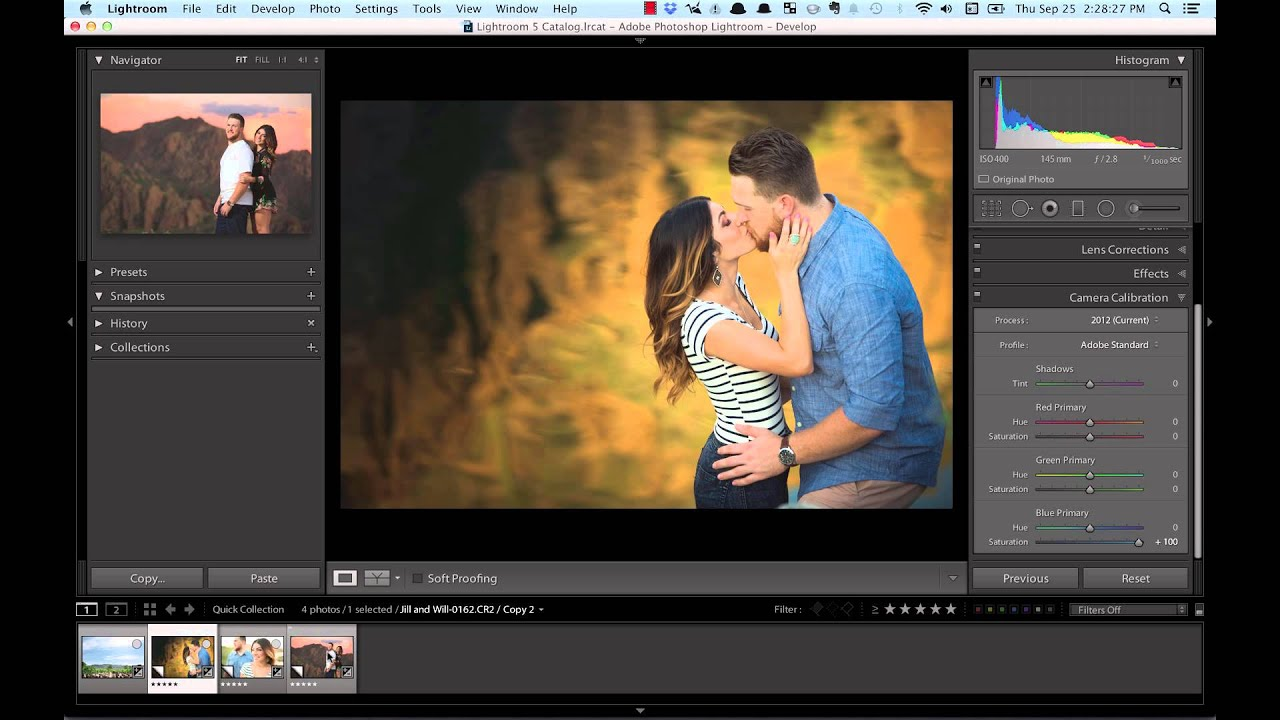 Use This Tip To Make Your Lightroom Colors Punch