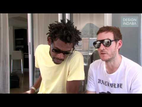Interview With Massive Attack + UVA (United Visual Artists) @ Design Indaba 2012