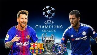 Barcelona vs Chelsea 14/03/2018 Champions league 2018 | PES 2018 simulación