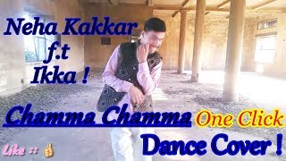 Umer Farooq Dance Choreography || Chamma Chamma || Elli AvrRam, Arshad || Neha Kakkar f.t Ikka
