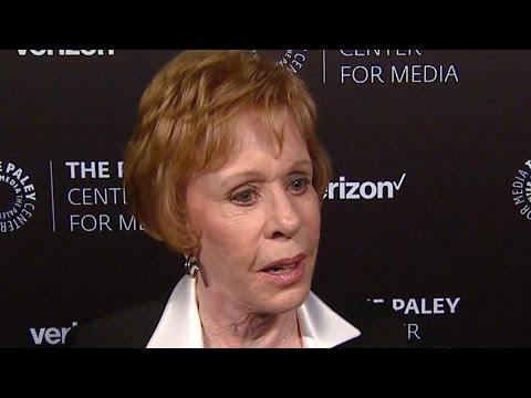 Carol Burnett Honored By Hollywood Friends at 'Paley Honors: Celebrating Women in Television' Event
